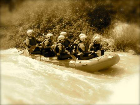 Packs Rafting Andalucia Granada