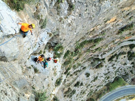 Via Ferrata Antequera
